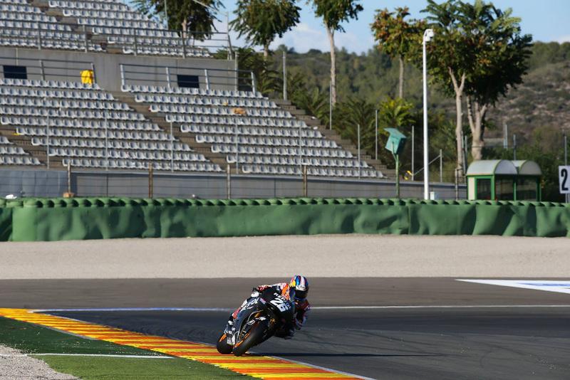 Foto Pedrosa Test Valencia T2015 5