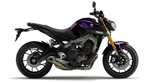 Foto Yamaha MT 09 2014 Lateral Derecho 21