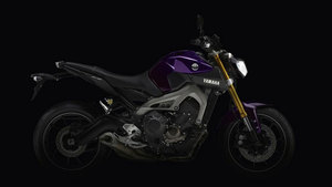 Foto Yamaha MT 09 2014 Lateral Derecho 25