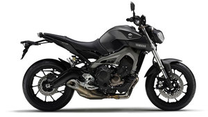 Foto Yamaha MT 09 2014 Lateral Derecho 37