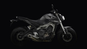 Foto Yamaha MT 09 2014 Lateral Derecho 41