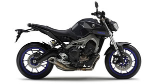 Foto Yamaha MT 09 2014 Lateral Derecho 45