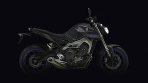 Foto Yamaha MT 09 2014 Lateral Derecho 49