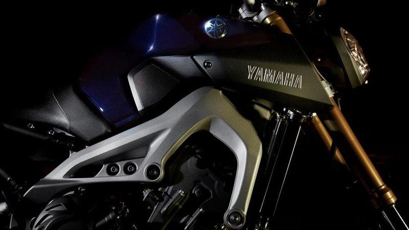 Foto Yamaha MT 09 2014 Detalles 61
