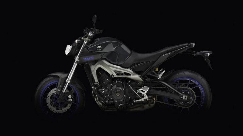 Foto Yamaha MT 09 2014 Lateral Izquierdo 50