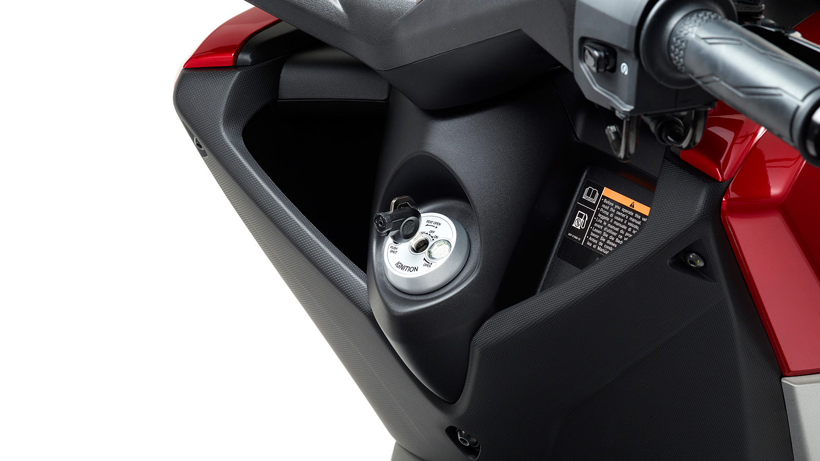 foto yamaha n max 125 2015 detalles 11. Black Bedroom Furniture Sets. Home Design Ideas