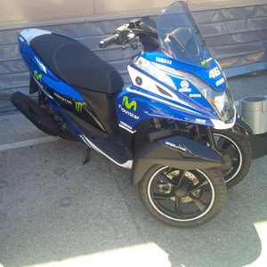 Foto Yamaha Tricity 125 Rossi 2014 1