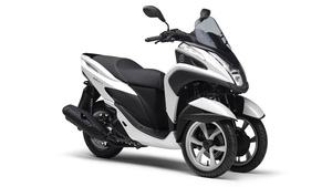 Foto Yamaha Tricity 2015 Frontal Derecho 020
