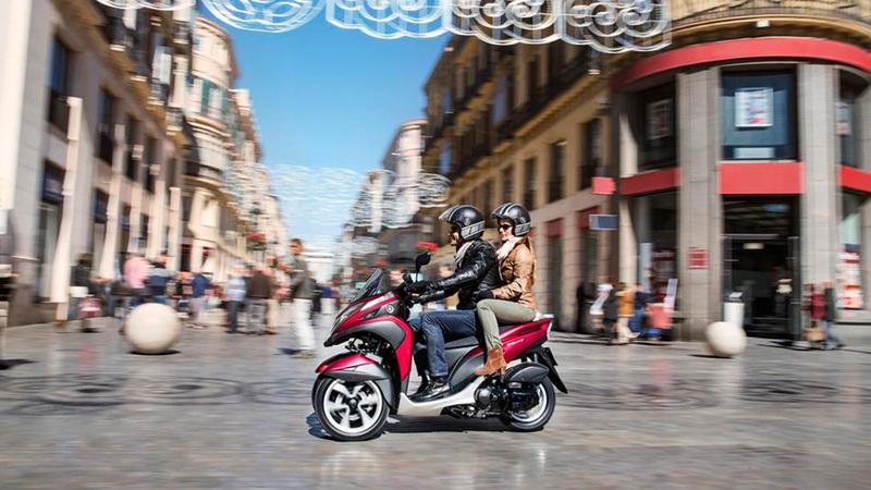 Foto Yamaha Tricity 2015 Dinamica 002