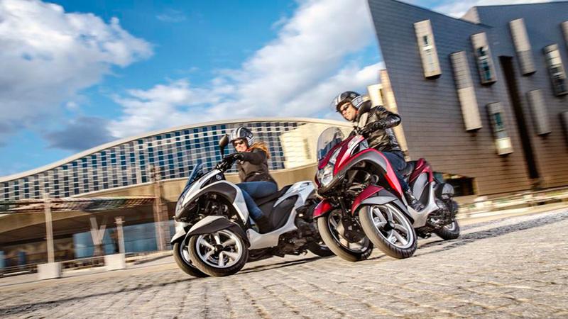 Foto Yamaha Tricity 2015 Dinamica 003