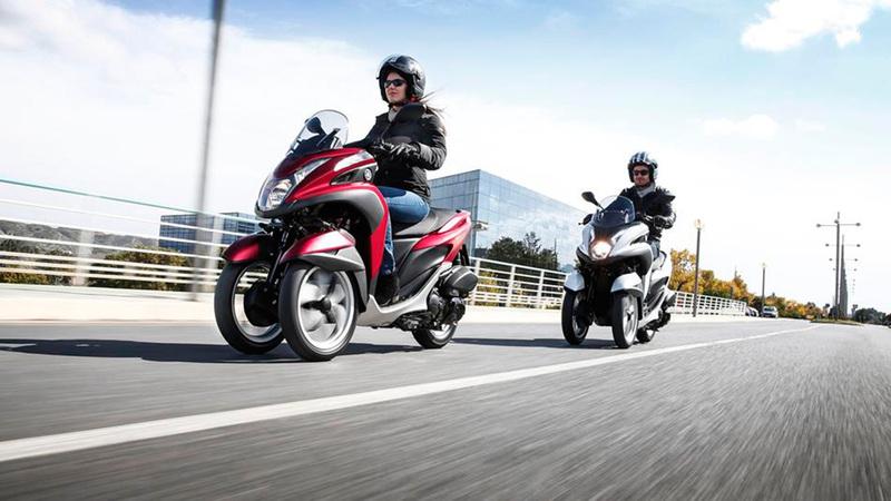 Foto Yamaha Tricity 2015 Dinamica 004