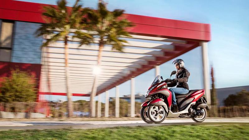 Foto Yamaha Tricity 2015 Dinamica 006