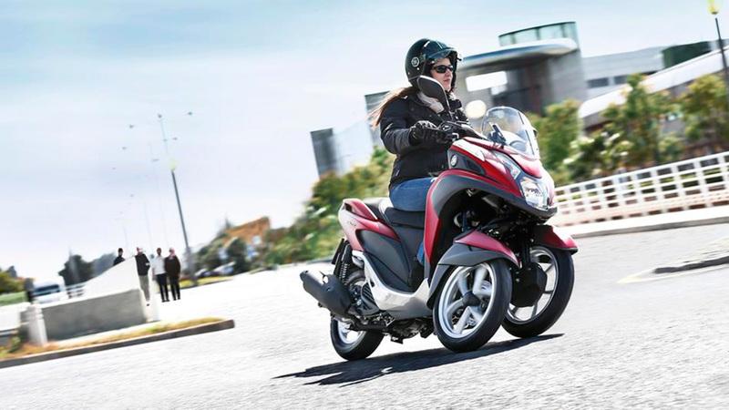 Foto Yamaha Tricity 2015 Dinamica 008