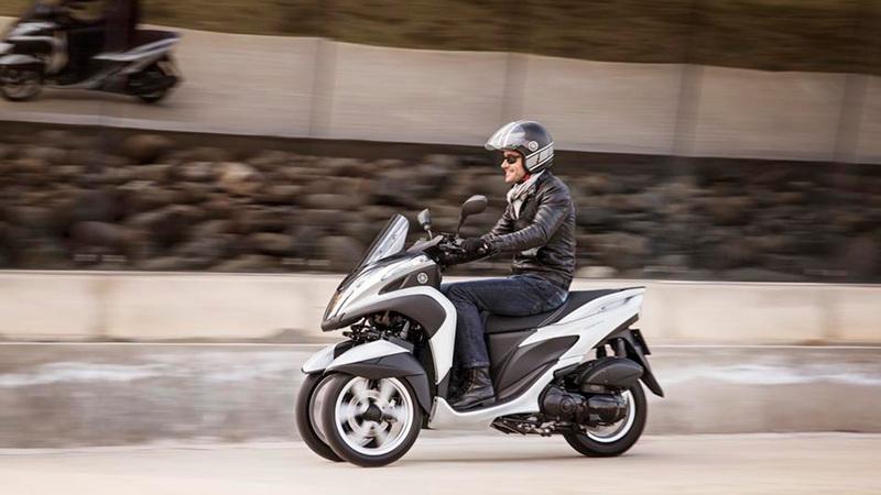 Foto Yamaha Tricity 2015 Dinamica 009