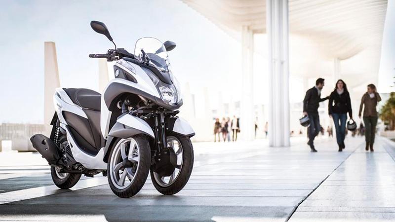 Foto Yamaha Tricity 2015 Exterior 019
