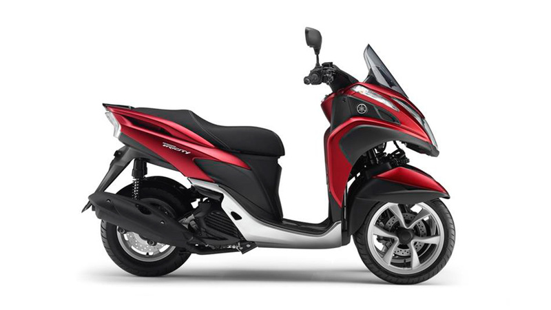 Foto Yamaha Tricity 2015 Lateral Derecho 031