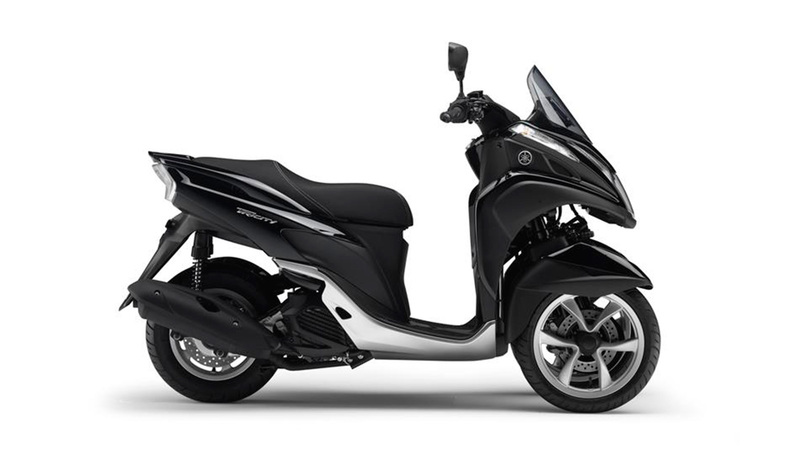 Foto Yamaha Tricity 2015 Lateral Derecho 037