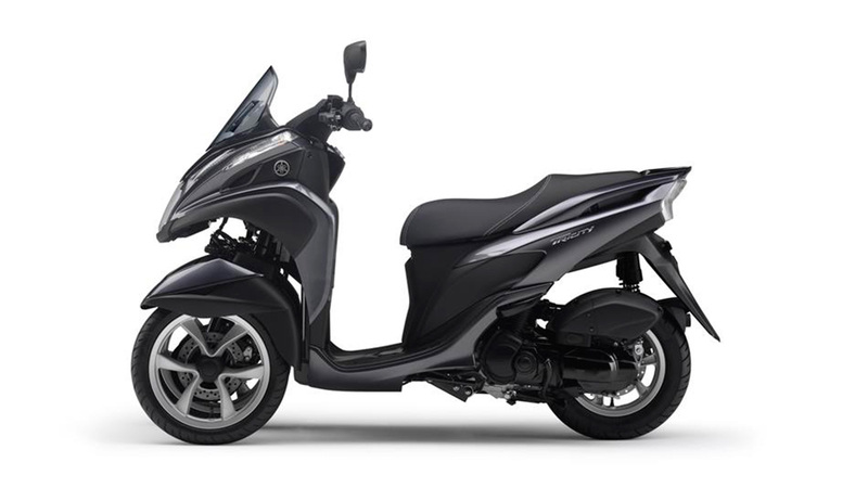 Foto Yamaha Tricity 2015 Lateral Izquierdo 028