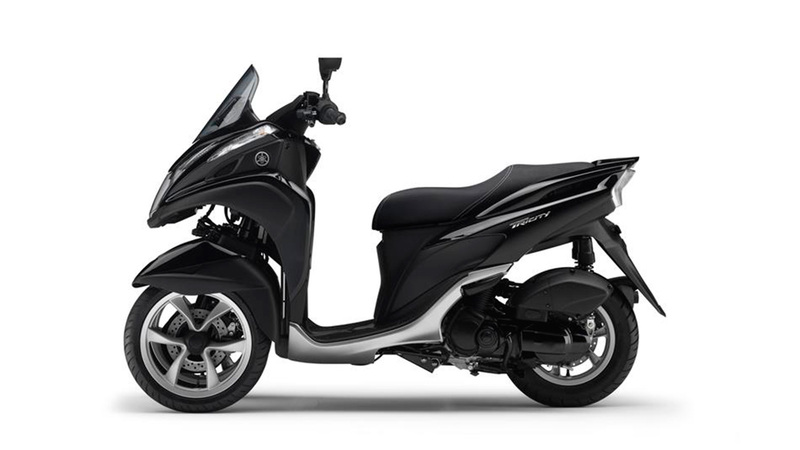 Foto Yamaha Tricity 2015 Lateral Izquierdo 038