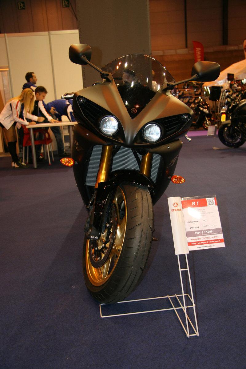Foto Yamaha Yzf R1 2013 Exterior 13