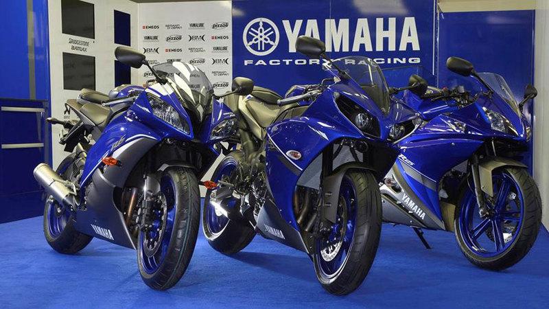Foto Yamaha Yzf R1 2013 Exterior 15