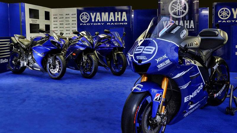 Foto Yamaha Yzf R1 2013 Exterior 18