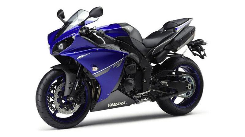 Foto Yamaha Yzf R1 2013 Frontal Izquierdo 4