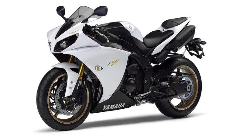 Foto Yamaha Yzf R1 2013 Frontal Izquierdo 5