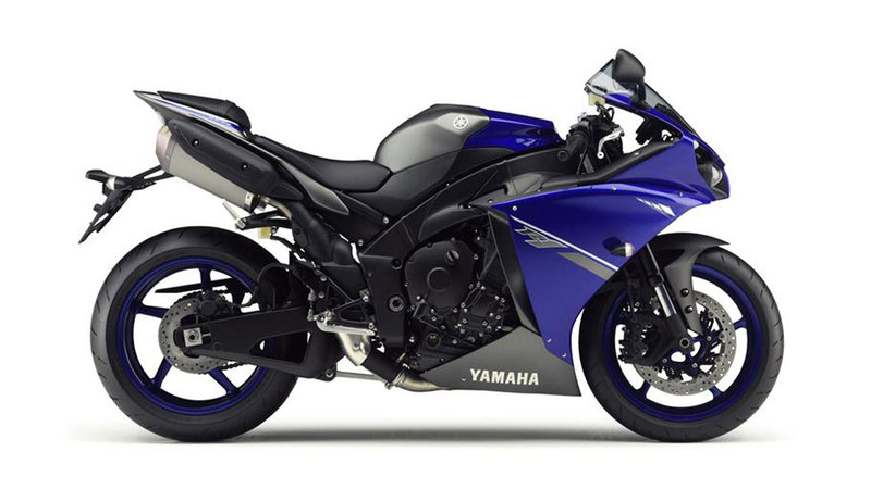 Foto Yamaha Yzf R1 2013 Lateral Derecho 7