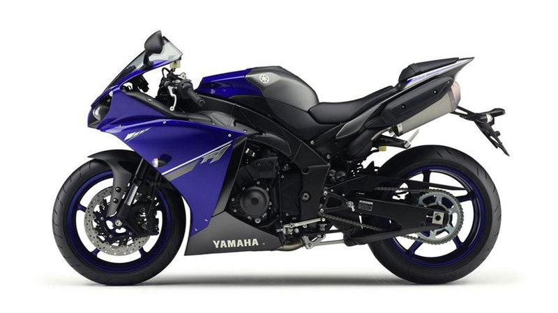 Foto Yamaha Yzf R1 2013 Lateral Izquierdo 10