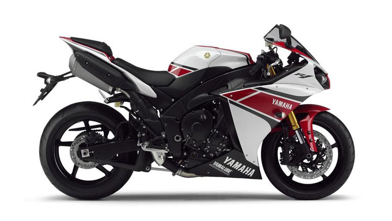 Foto Yamaha Yzf R1 Wgp 50th Anniversary 2012 Lateral Derecho 3