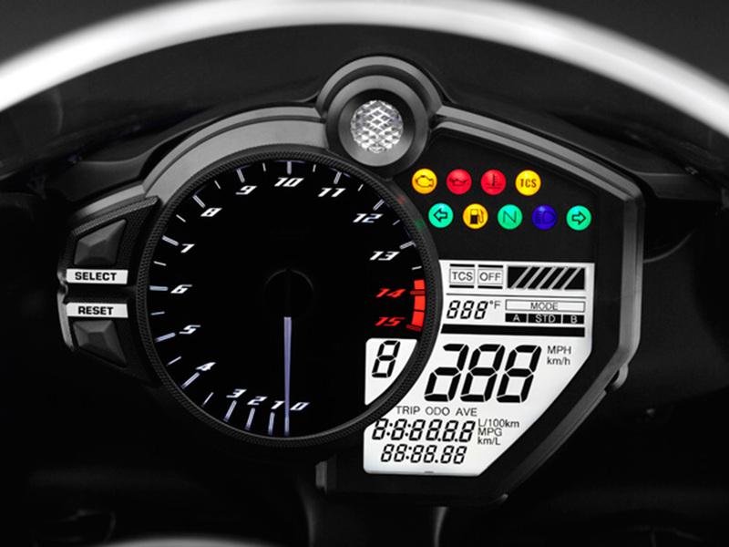 Foto Yamaha YZF R1 2014 Detalles 1