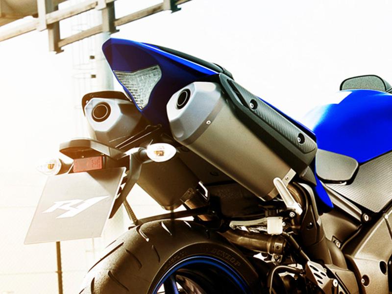Foto Yamaha YZF R1 2014 Detalles 2