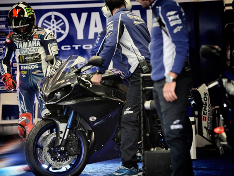 Foto Yamaha YZF R1 2014 Exterior 18