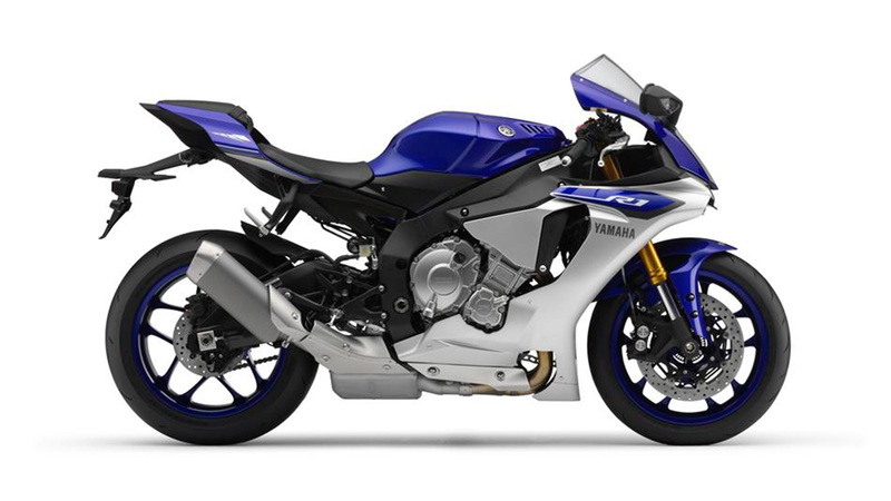 Foto Yamaha YZF R1 2015 Lateral Derecho 011
