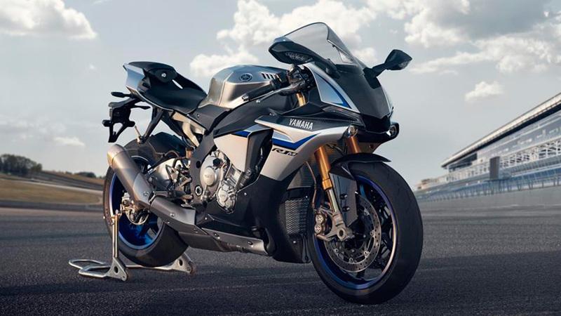 Foto Yamaha YZF 1000 R1M 2015 Exterior 007