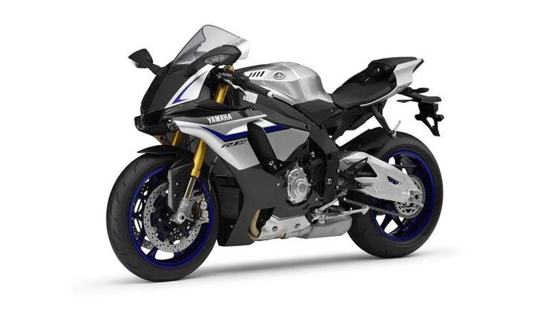 Foto Yamaha YZF 1000 R1M 2015 Frontal Izquierdo 012