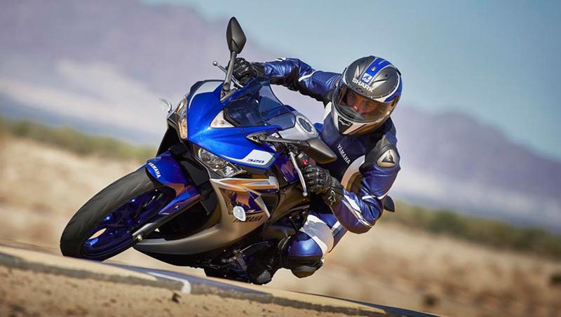 Foto Yamaha YZF R320 2015 Dinamica 4