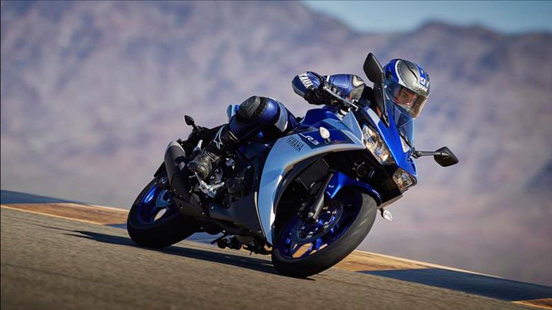 Foto Yamaha YZF R320 2015 Dinamica 5