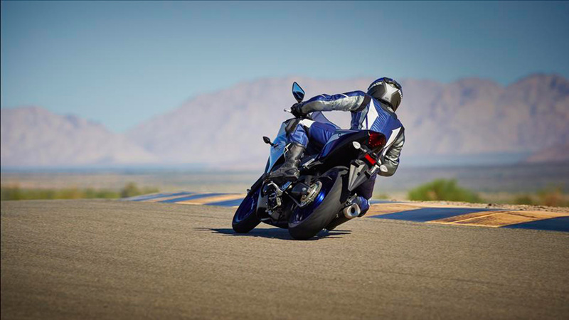 Foto Yamaha YZF R320 2015 Dinamica 7