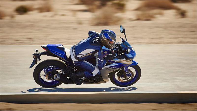 Foto Yamaha YZF R320 2015 Dinamica 9
