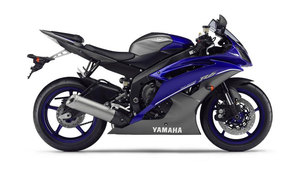 Foto Yamaha Yzf R6 2013 Lateral Derecho 9