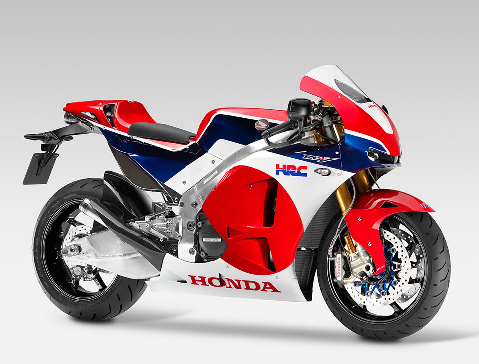 Honda RC213V-S 2015