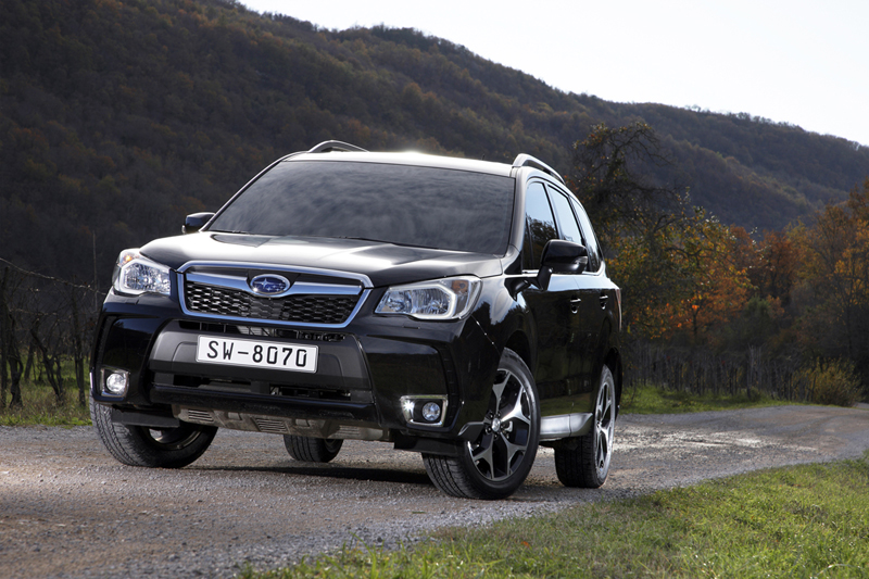 subaru forester manual vs automatic