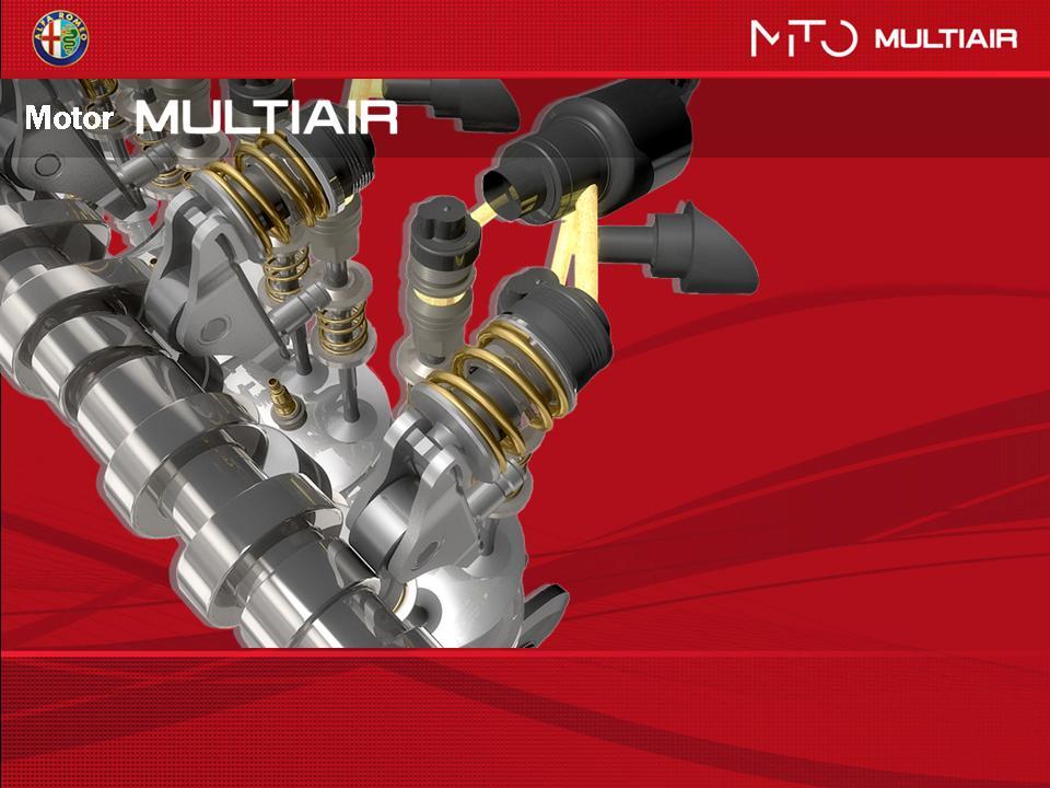 motor multiair