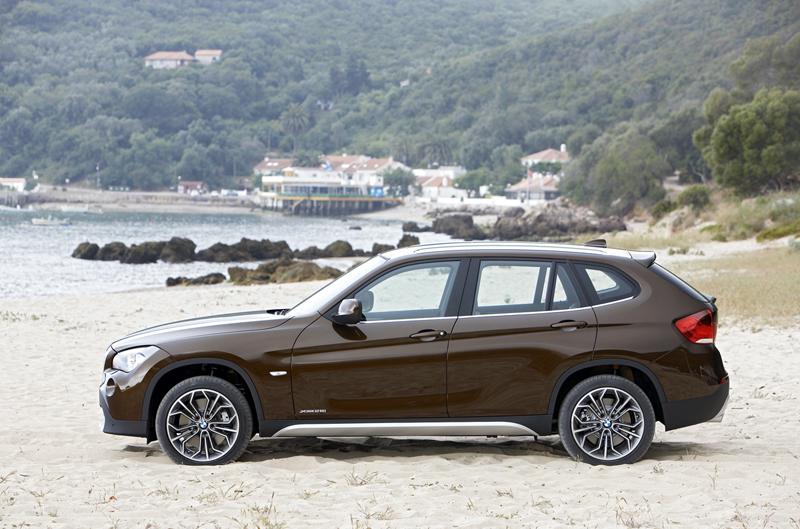 BMW X1 - Perfil