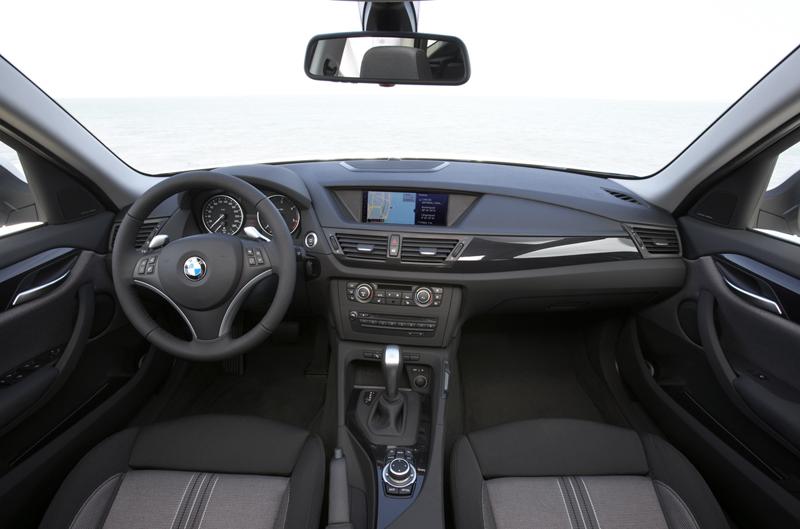 BMW X1 - Salpicadero