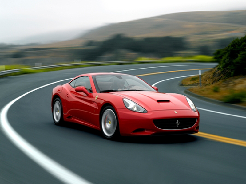 Ferrari california for Placer motors used cars