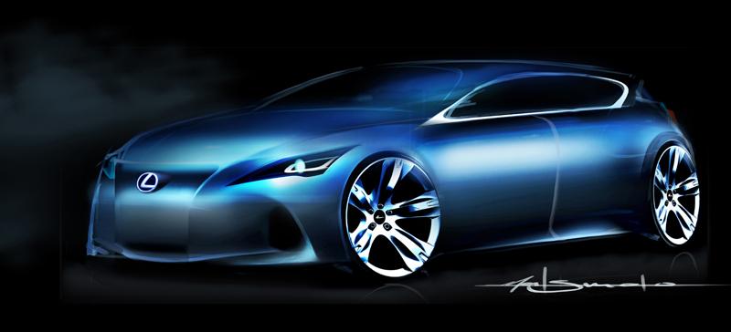 Lexus (previo Salón de Ginebra 2010)