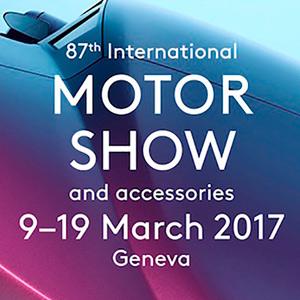 Salón del automóvil de Ginebra 2017
